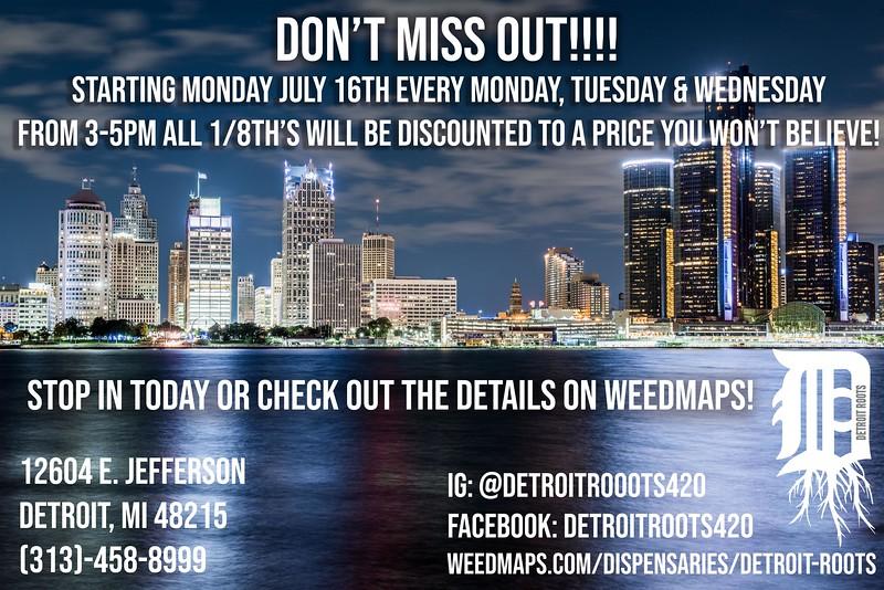 Detroit Roots Flyer 1