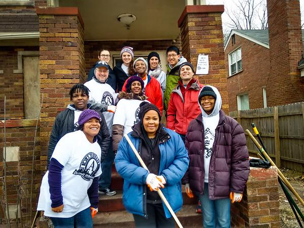 Detroit Service Learning Trip