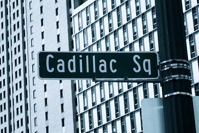 Cadillac Square