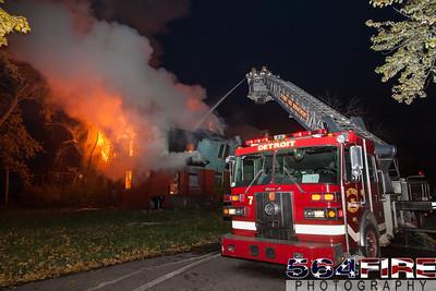 Detroit 2014 Fire-18