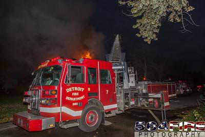 Detroit 2014 Fire-24