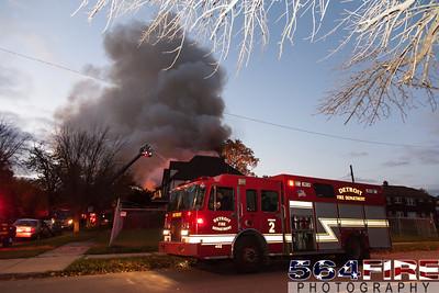 Detroit 2014 Fire-23