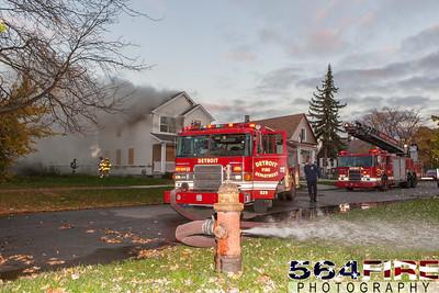 Detroit 2014 Fire-29