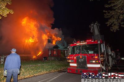 Detroit 2014 Fire-4