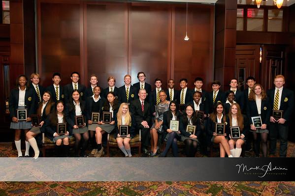 2015 Student Athlete Awards