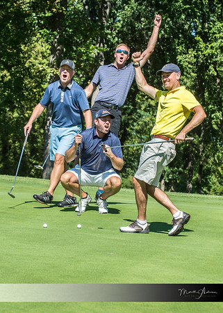 Blue & Gold Golf Outing 2016
