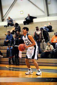 045 - JV Men's Basketball