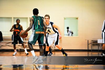 005 - JV Men's Basketball