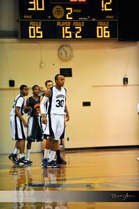 022 - JV Men's Basketball