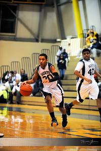 063 - JV Men's Basketball