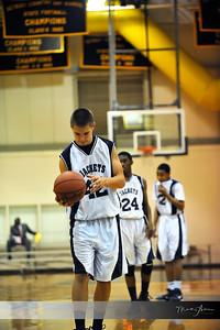 003 - JV Men's Basketball