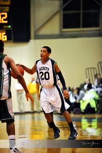 034 - JV Men's Basketball