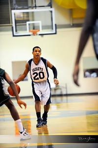 056 - JV Men's Basketball
