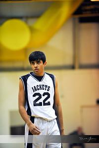 036 - JV Men's Basketball
