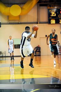 051 - JV Men's Basketball