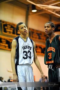 037 - JV Men's Basketball