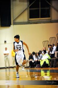 032 - JV Men's Basketball