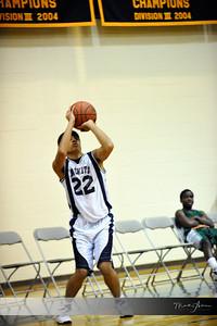 040 - JV Men's Basketball