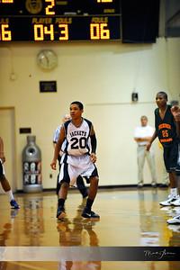 030 - JV Men's Basketball