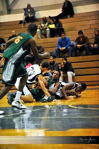 021 - JV Men's Basketball