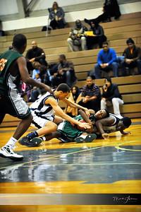 020 - JV Men's Basketball
