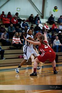 031 - DCD Women's JV BBall vs Toledo