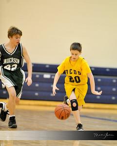 025 - 7th Grade vs Anderson
