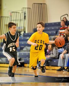 035 - 7th Grade vs Anderson