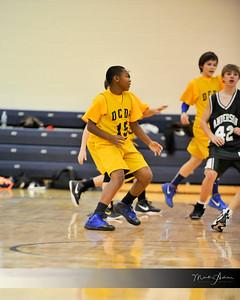 009 - 7th Grade vs Anderson