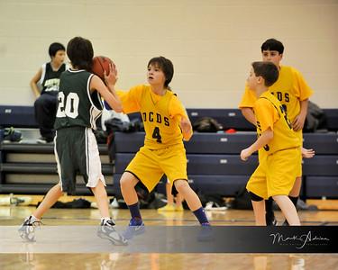 011 - 7th Grade vs Anderson