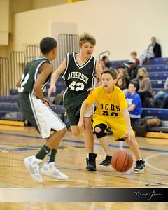 028 - 7th Grade vs Anderson