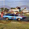 Roger Lindamood & the Color Me Gone Charger at the 1969 Natioinal Championship Races