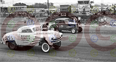 Detroit Dragway Sept. 1960