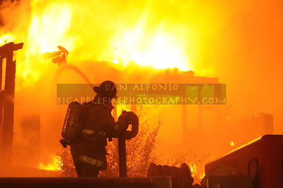 2nd Alarm; W. Warren & Mansfield July 5, 2010