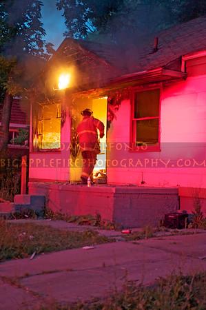 Box Alarm; Appoline & W. Chicago (June 28, 2011)