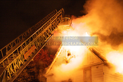 Box Alarm; Charlevoix & Mt. Elliott (Oct. 31, 2010)