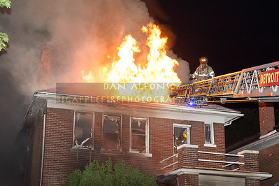 Box Alarm; Clements & Wildemere (July 14, 2013)