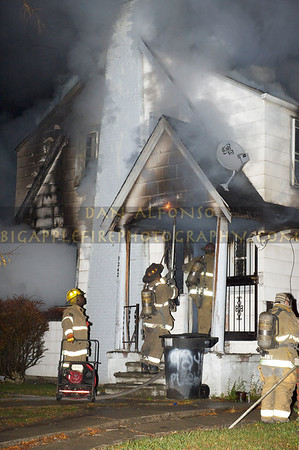 Box Alarm; Pinehurst & Westfield (Oct. 20, 2012)