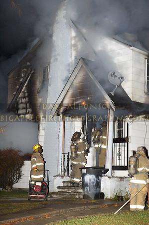 Box Alarm; Pinehurst & Westfield (Oct. 20, 2012)