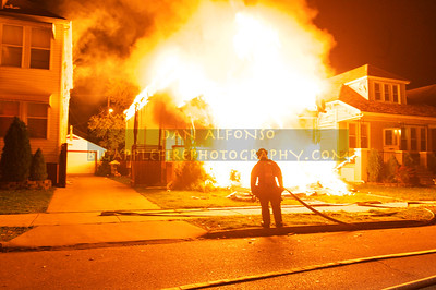 Box Alarm; Trenton & Kirkwood (Oct. 21, 2012)