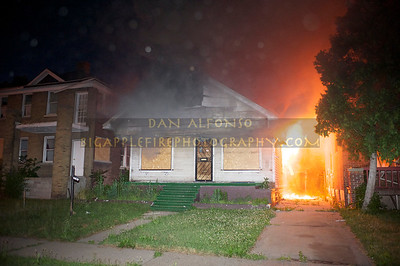 Box Alarm; Wetherby & Belfast (June 28, 2011)