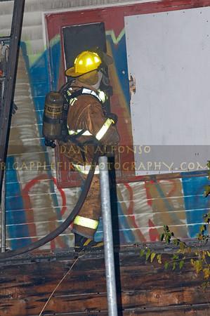 Box Alarm; Woodmere & Lafayette (Nov. 3, 2010)