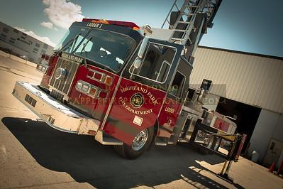 Highland Park Fire Department - July 2013