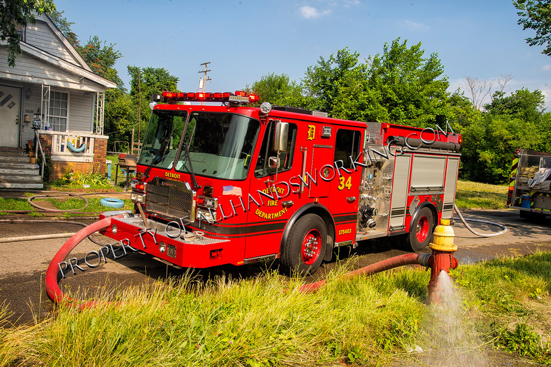 Detroit Engine 34