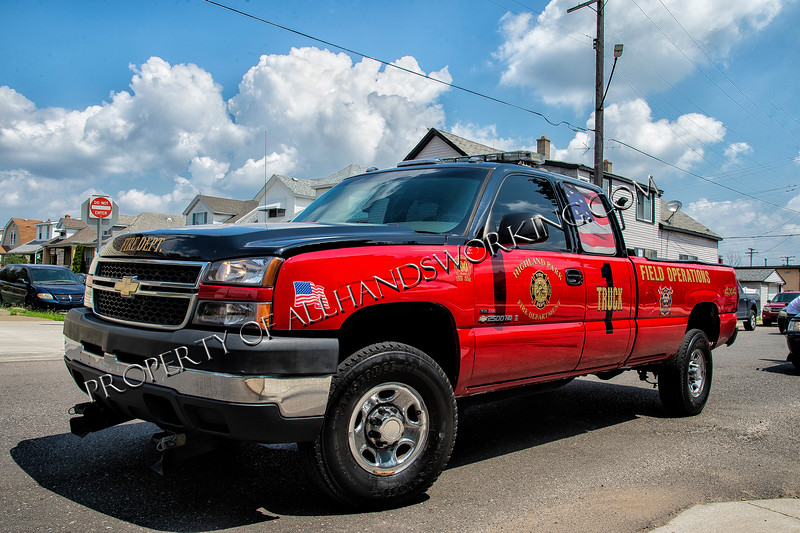 Highland Park Truck 1 Field Ops