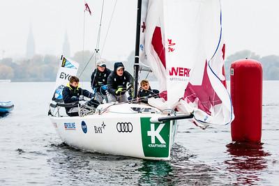 Bocholter Yachtclub – Junioren    (BYC - J) © DSBL/Oliver Maier