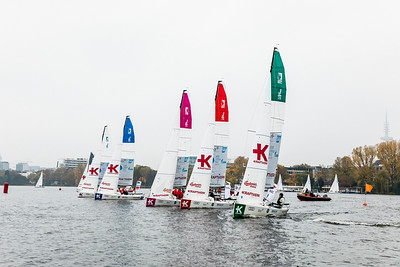 Die Flotte © DSBL/Oliver Maier