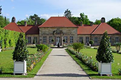 """Das """"Alte Schloss Eremitage"""""""