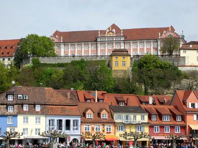 Das Neue Schloss in Meersburg