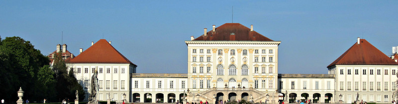 München - Nymphenburger Schloss - Botanischer Garten (5.05.2013)
